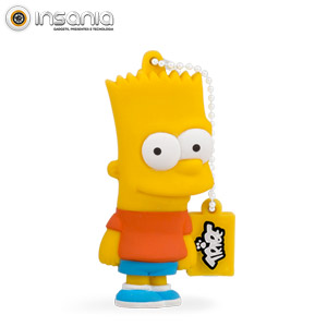 Tribe Pen Drive The Simpsons Bart 8GB