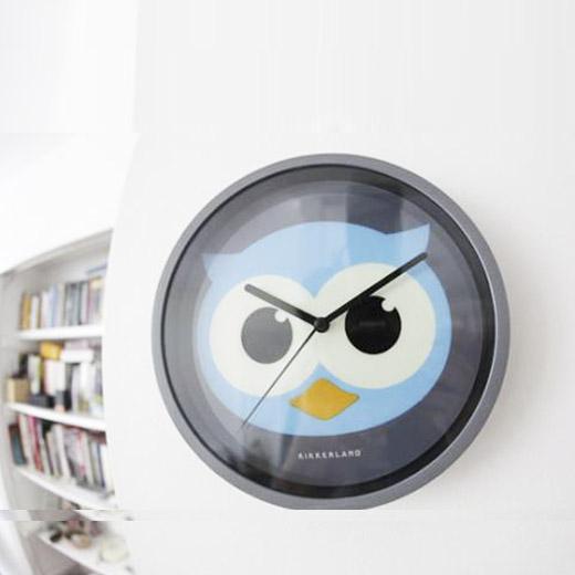 Relógio de Parede Coruja