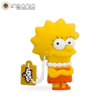 Simpsons, Geeks, Pens, Para o escritório, Para adolescentes, simpsons, Pen Drives, Para Namorado, Maikii, Pens Maikii, Dia da Criança, Rentree-2015, Estudantes