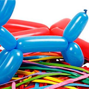 Balões para Modelar (Pack 50) (Entrega em 24h)