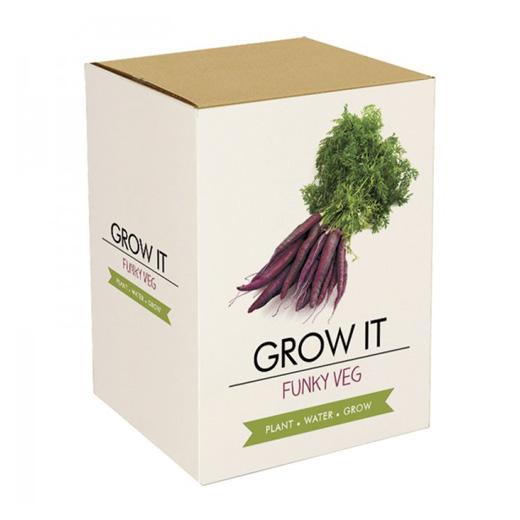 Grow It: Vegetais Funky