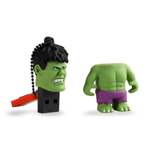 Tribe Pen Drive Marvel Hulk 8GB