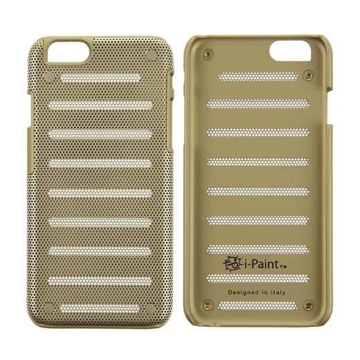 i-Paint Metal Case iPhone 6 Gold