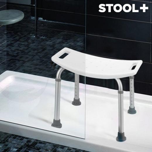 Banco de Banho Antiderrapante Stool