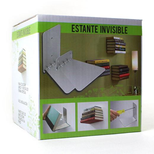 Estantes Invisíveis (Pack 3)