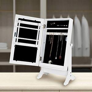 Espelho Porta-jóias XL (Entrega em 24h)