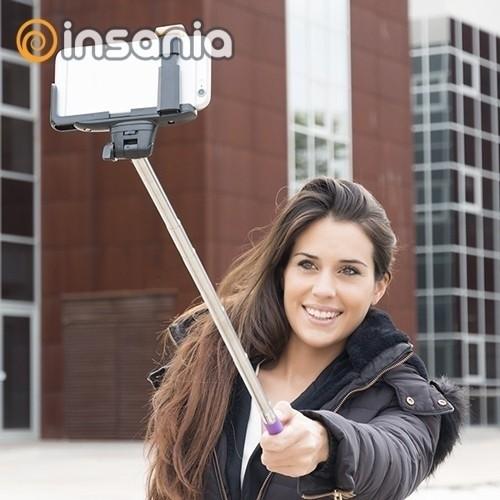 Selfie Stick c/ Comando Incorporado