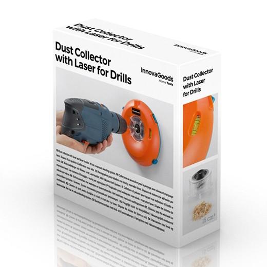 Recolhe Pó Zero Dust Drilling