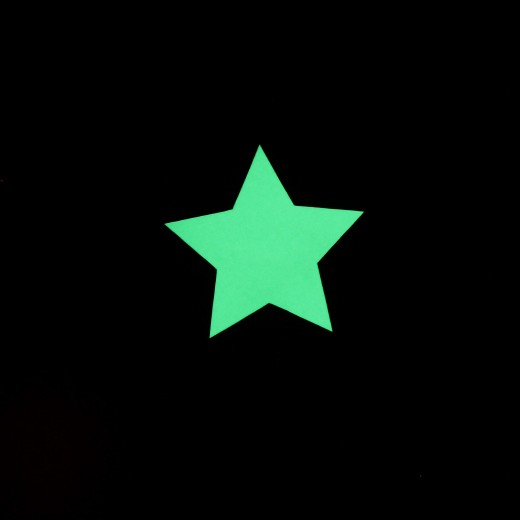 Estrelas Fluorescentes (Pack 16)
