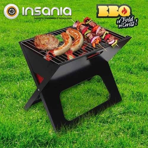 Barbecue Portátil BBQ Quick
