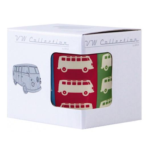 Caneca de Café VW Pão de Forma Colors