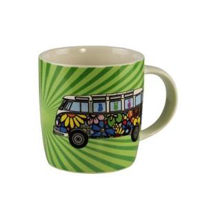 Caneca de Café VW Pão de Forma Love Bus (Entrega em 24h)