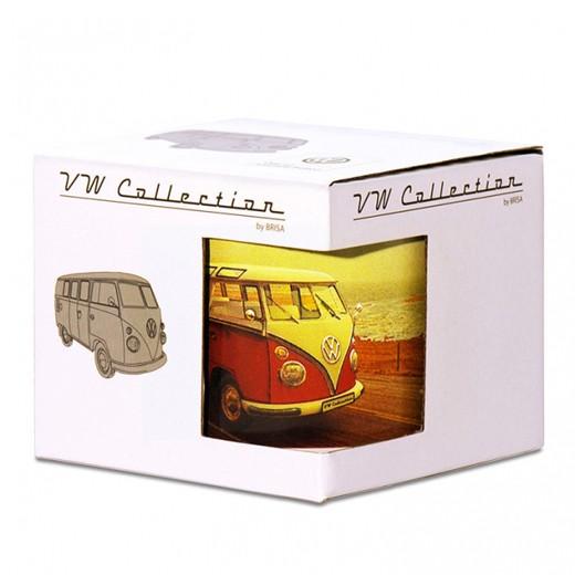 Caneca Enamel VW Pão de Forma Highway