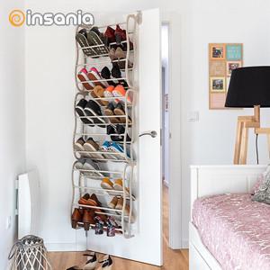 Organizador de zapatos para puerta 36 pares env o - Accesorios para armarios roperos ...