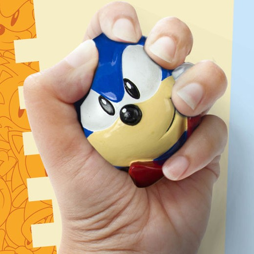 Bola Stress Sonic