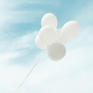 Balões Brancos 26 cm (Pack 100) (Entrega em 24h)