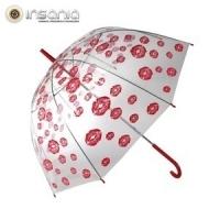 Guarda-chuvas, romance, Para ela, Dia da Mulher, Dia da Mãe, Chuva, Para a Madrinha, Para Mãe, Amigo Secreto, Prendas Loucas, Mujer, Madre