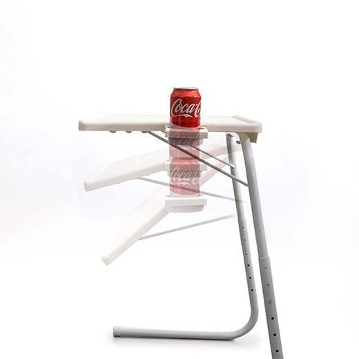 Mesa Desdobrável c/ Suporte Copo Foldy Table