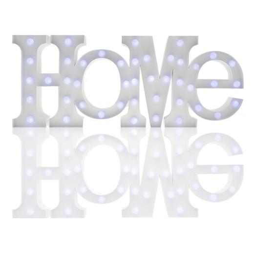Luz Decorativa Home