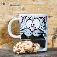 tazas, gatos, animales, tazas brew buddies, Tazas para Madres