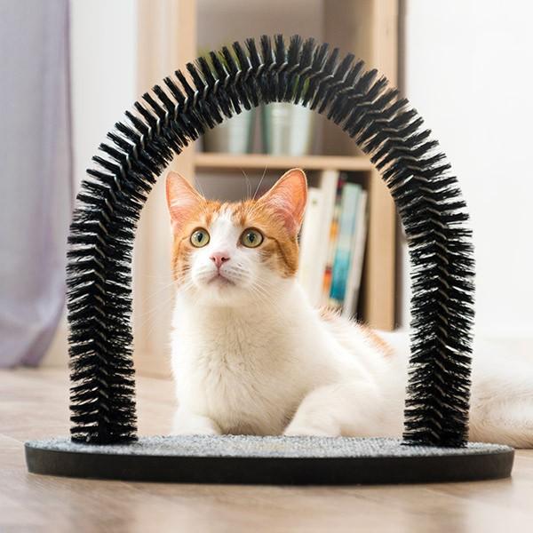 Arco Massajador para Gatos