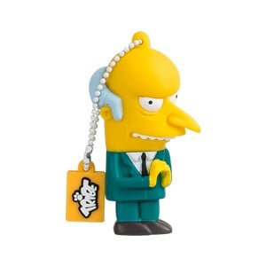 Tribe Pen Drive The Simpsons Mr. Burns 8GB (Entrega em 24h)