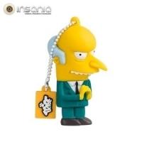Simpsons, Geeks, Pens, Burns, Para o escritório, Para adolescentes, simpsons, Pen Drives, Para Namorado, Maikii, Pens Maikii, Dia da Criança, Rentree-2015, Estudantes, Geeks, Amigo Secreto