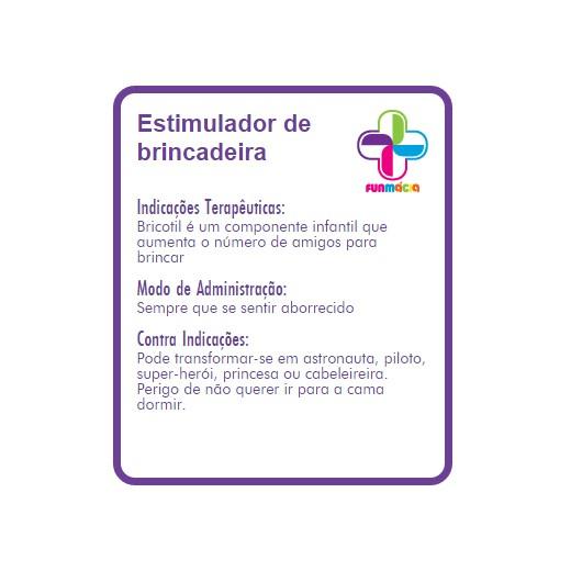 Gomas Funmácia Estimulador de Brincadeira 150g