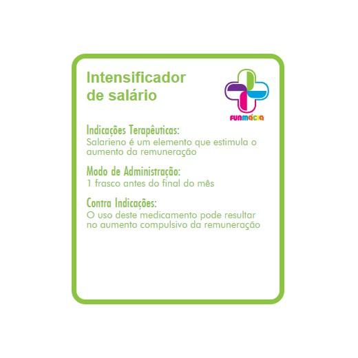 Gomas Funmácia Intensificador de Salário 150g