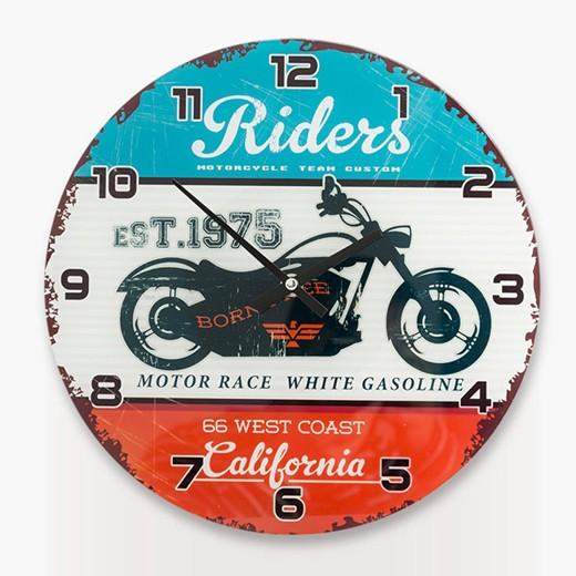 Relógio de Parede California Riders