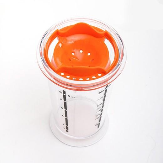 Copo Misturador com Espremedor Cook Yolk & Juice