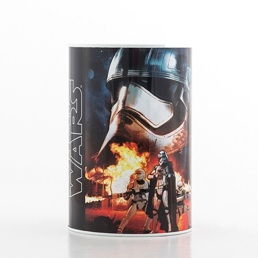 Mealheiro Metálico Star Wars