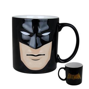 Caneca com Relevo Batman (Entrega em 24h)
