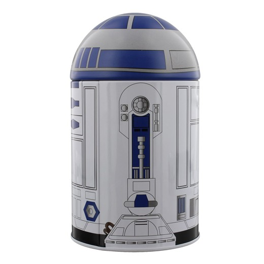 Lata Mealheiro R2-D2