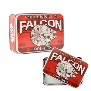 Lata Millenium Falcon Star Wars (Entrega em 24h)