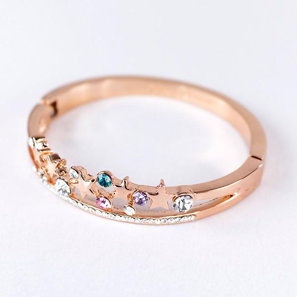 Pulseira Diamantes e Estrelas