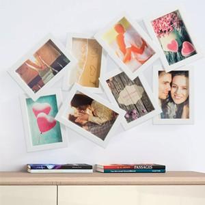 Porta-fotos 8 Fotos (4 por 2 - 10 x 15 cm) (Entrega em 24h)