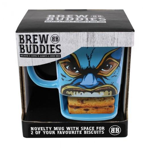 Caneca Wrestler Brew Buddies