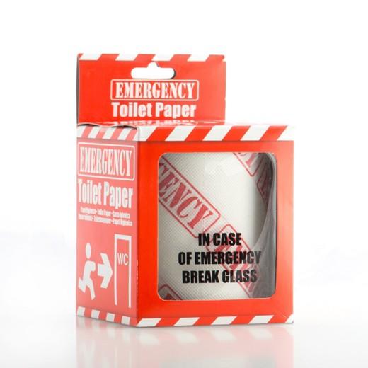 Papel Higiénico Emergência