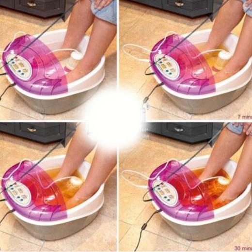 Hidrosana Detox Foot Spa com 3 Catalizadores