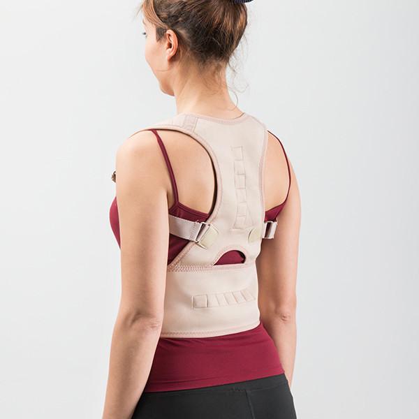Corretor de Postura Magnético Ajustável
