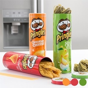 Caixa Metálica Pringles (Entrega em 24h)