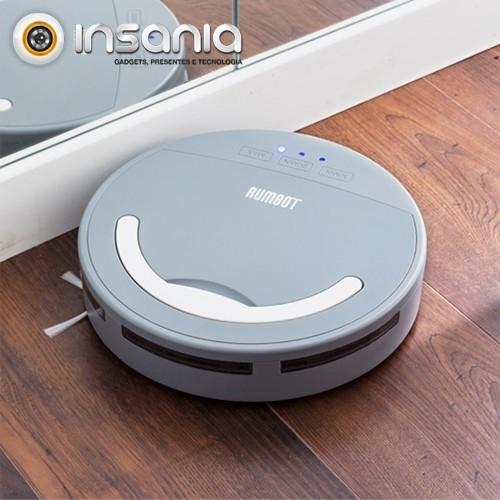 Robô Aspirador Rumbot Mini