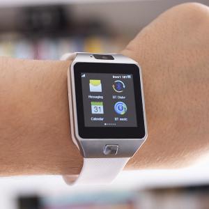Smartwatch c/ Câmara e GSM Android e iOS (Entrega em 24h)