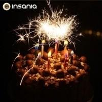 Festas, Eventos, Passagem de Ano, Ano Novo, Para Festejar, Aniversários, Vela Sparkler