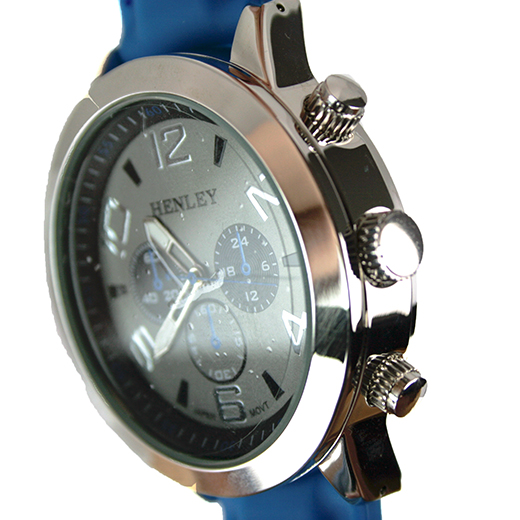 Relógio Henley Fashion Azul