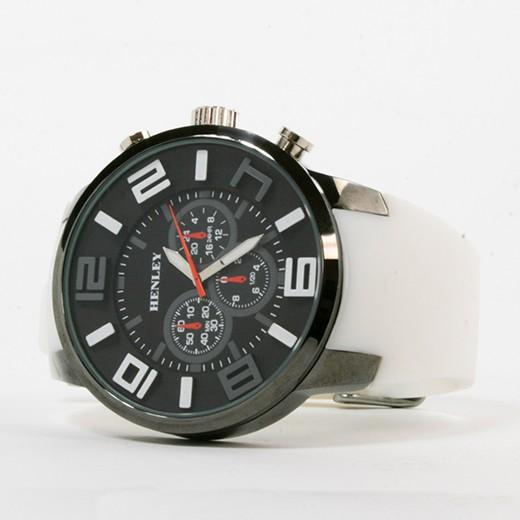 Relógio Henley Eye Preto / Branco