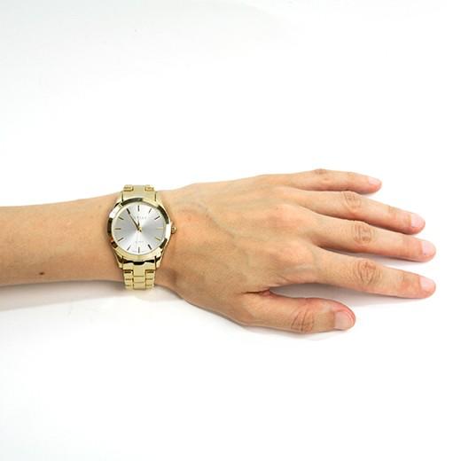 Relógio Henley Clássico Dourado