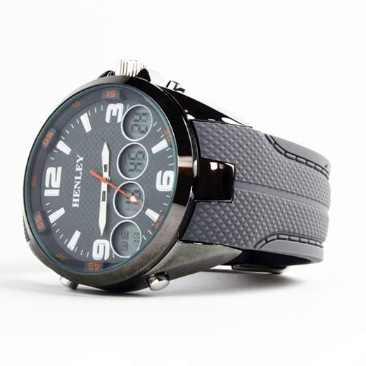 Relógio Henley Chrono Cinzento