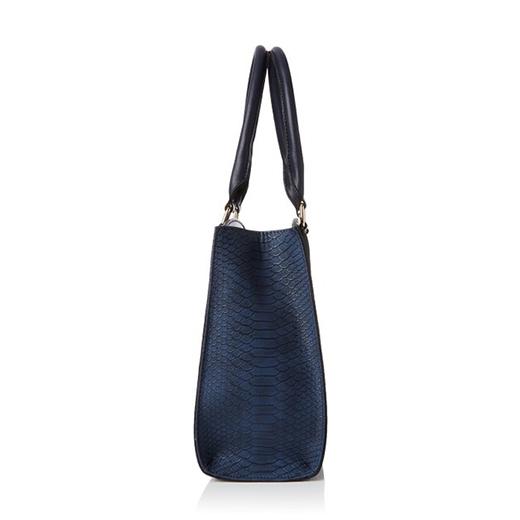 Bolsa de Ombro Henley Lauren Azul